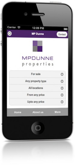 MPDunne Properties Mobile