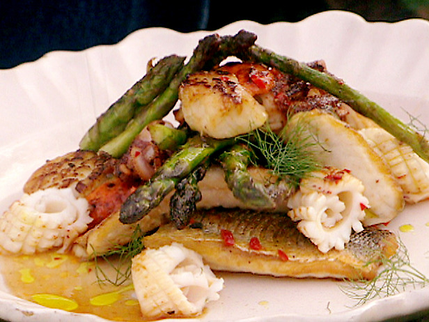 Andalusian Fish Dish