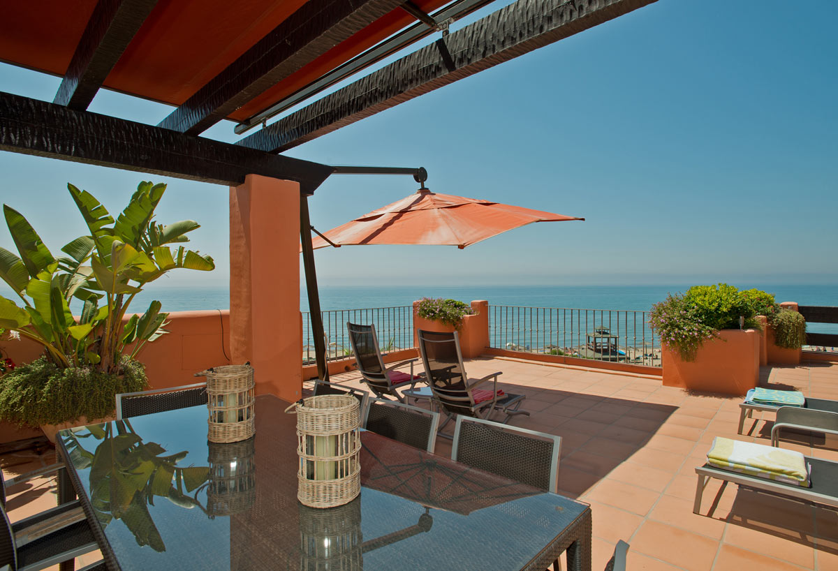 MPA2342 La Morera Marbella sea views