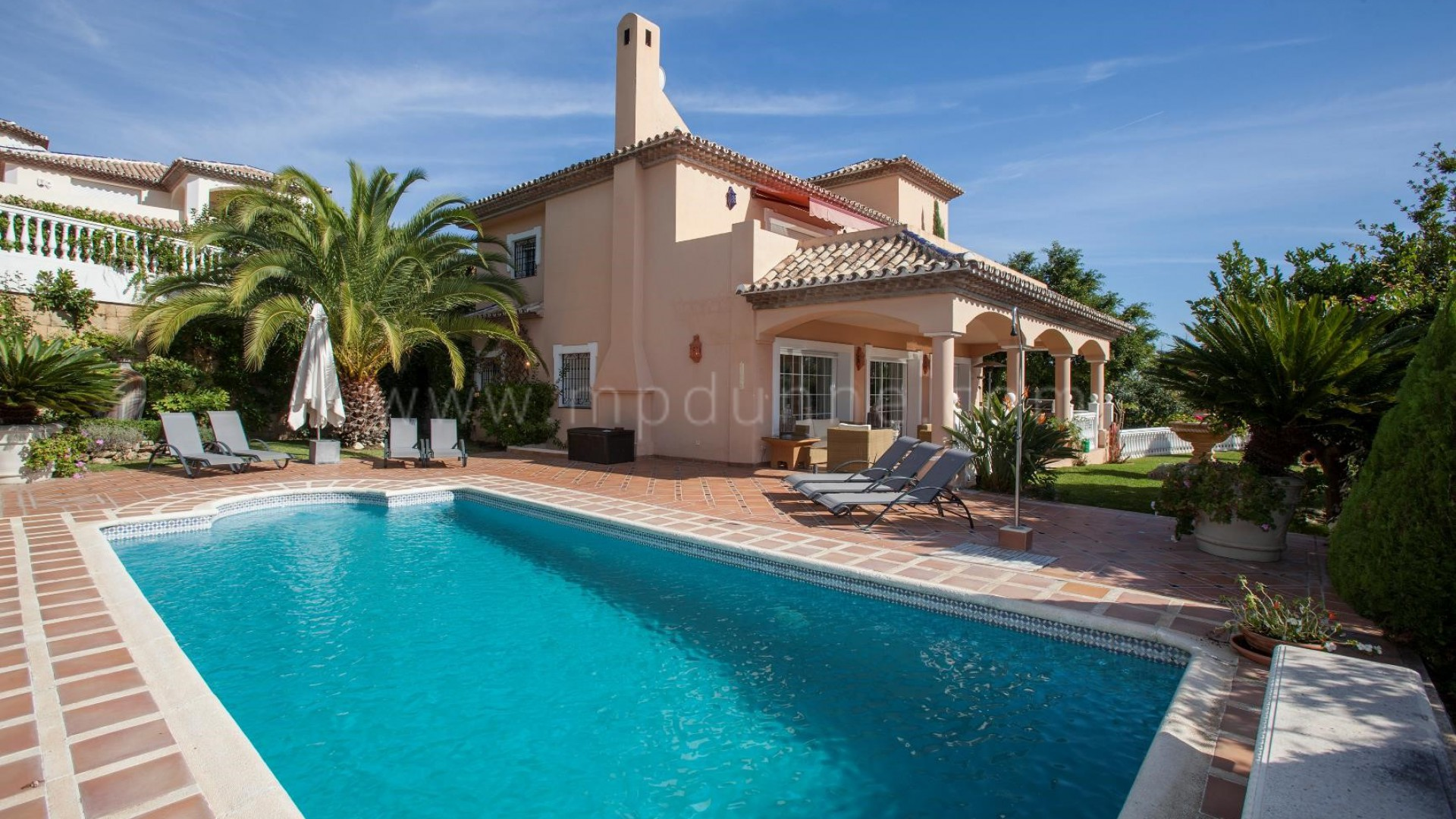 Villa for Sale in the Golf Valley