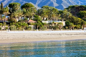Marbella's Golden Mile: one of the finest addresses in Europe