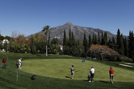 Marbella's quality Golf Courses & Properties