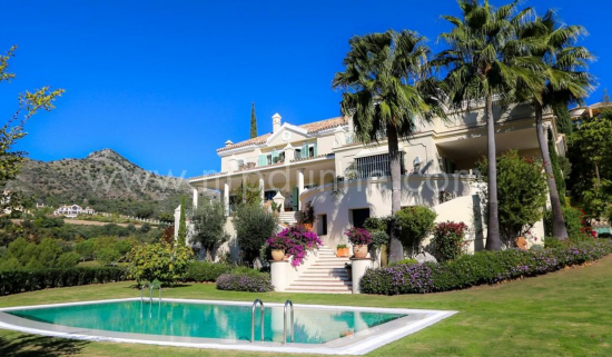 Country Club Lifestyle in Marbella