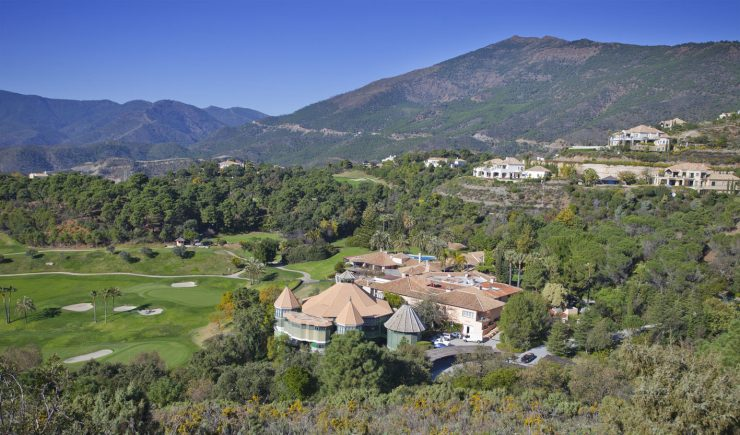 La Zagaleta is the gold standard of country club living