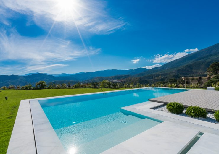 Marbella properties with outstanding views