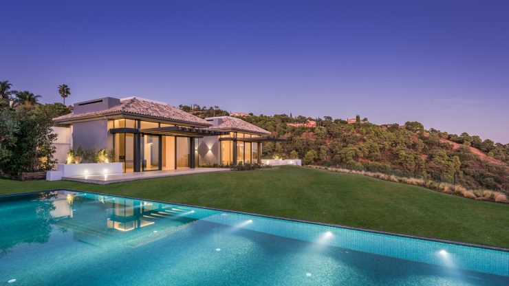 Marbella modern and contemporary Villas
