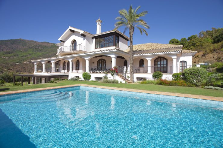 Reduced price villa for sale in La Zagaleta