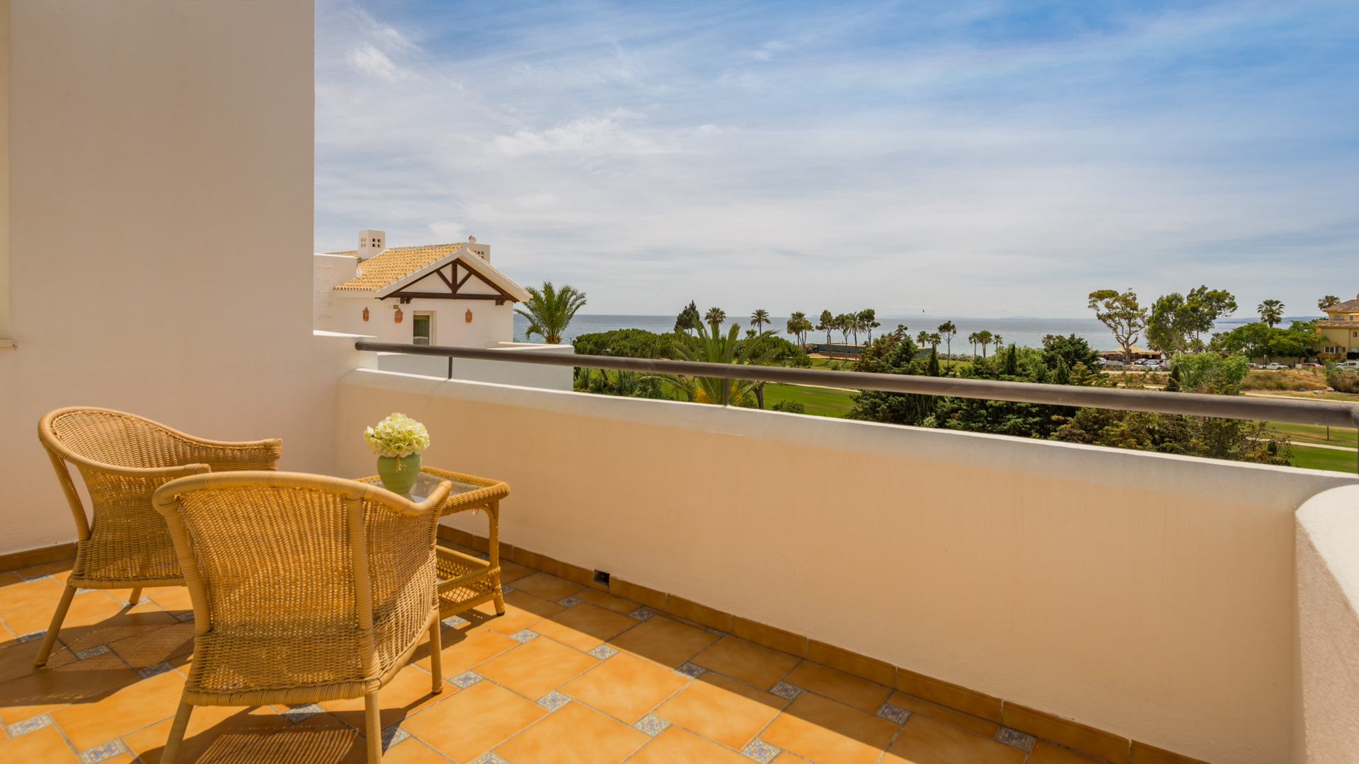 Magnificent Penthouse in Los Monteros Palm Beach