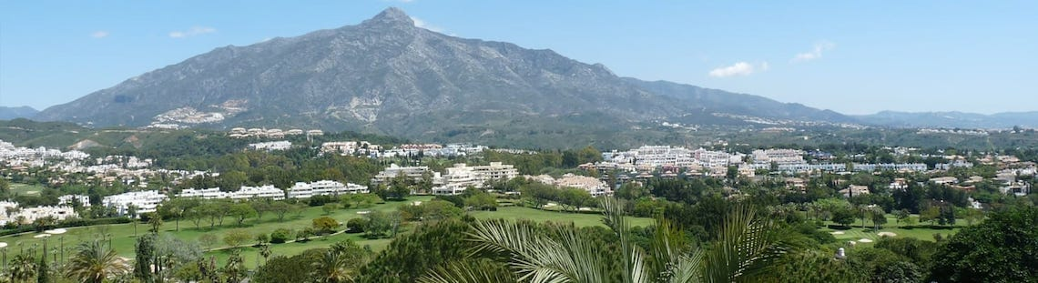 Golf Properties for sale in la Costa del Sol