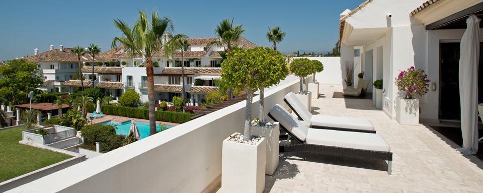Duplex Penthouse in Monte Paraiso, Marbella Golden Mile