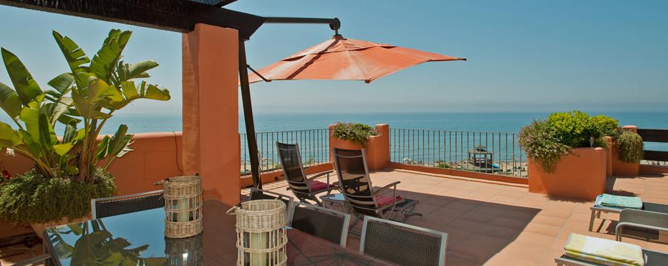 Penthouse in La Morera, Marbella East