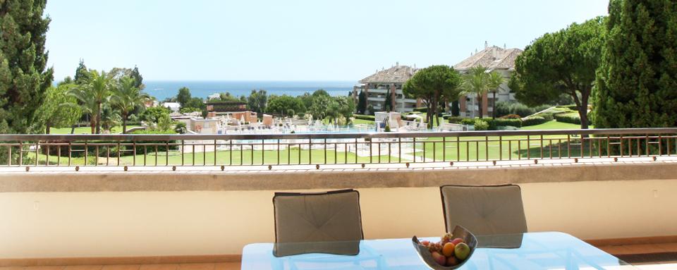 Apartment in La Trinidad, Marbella Golden Mile