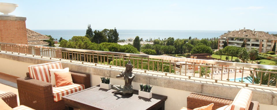 Duplex Penthouse in La Trinidad, Marbella Golden Mile