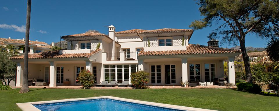 Villa in Altos Reales, Marbella Golden Mile