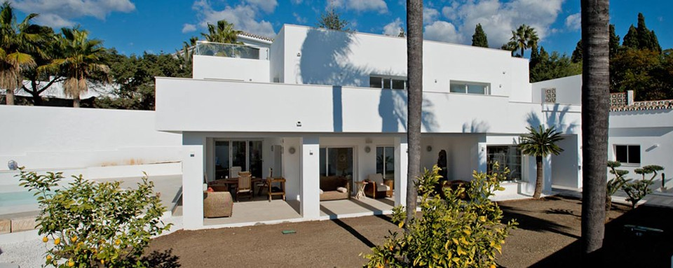 Villa in Carib Playa, Marbella East